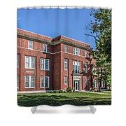 Defiance College Tenzer Hall Shower Curtain