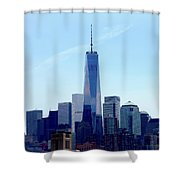 Defiance Shower Curtain