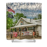 Defiance Road House St Charles Mo 7r2_dsc6907_04262017 Shower Curtain