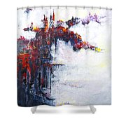 Defining Moments Shower Curtain