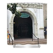 Del Mar Race Track Show Shower Curtain