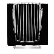 Delage D6 Grill Shower Curtain