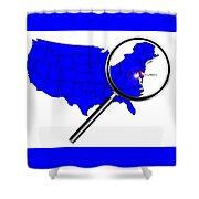 Delaware Shower Curtain