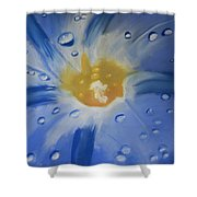 Delicate Dew Shower Curtain