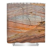 Delicate Layering Shower Curtain
