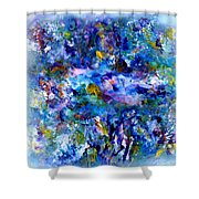 Delightfuly Beautiful Shower Curtain