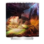 Delirium Tremens Shower Curtain