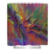 Delta Flow Shower Curtain