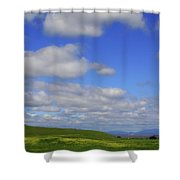 Delta Spring Shower Curtain