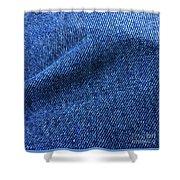 Demim Shower Curtain