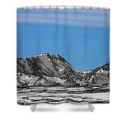 Denali Park - Alaska Shower Curtain