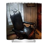 Dentist - The Country Dentist  Shower Curtain