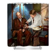 Dentist - Monkey Business 1924 Shower Curtain