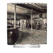 Denver Bank, C1890 Shower Curtain