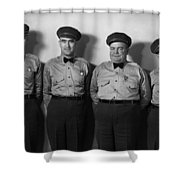 Department Of Motor Vehicles Shower Curtain