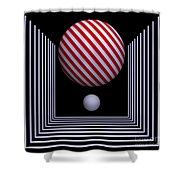 Depth  -10-  Shower Curtain