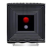 Depth   -2- Shower Curtain