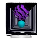 Depth  -8- Shower Curtain