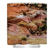 Depth Of The Canyon Shower Curtain