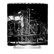 Derringer 77 #64 With Added Contrast Shower Curtain