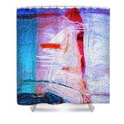 Dervish Shower Curtain