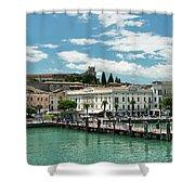 Desenzano Del Garda Lake Garda Italy Shower Curtain