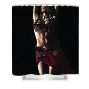 Desert Dancer Shower Curtain