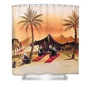 Desert Delights Shower Curtain