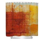 Desert   High Noon Shower Curtain