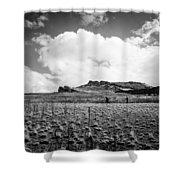 Desert Hike Shower Curtain