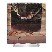 Desert Light - Bgdel Shower Curtain