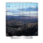 Desert Overlook #2 Shower Curtain