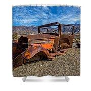 Desert Relic Shower Curtain