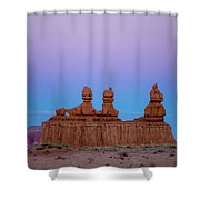 Desert Sisters Shower Curtain