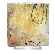 Desert Surroundings 1 By Madart Shower Curtain by Megan Duncanson