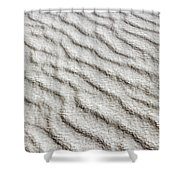 Desert Textures 1 Shower Curtain