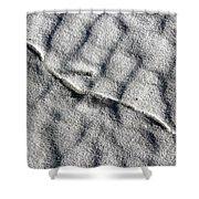 Desert Textures 3 Shower Curtain