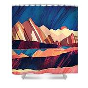 Desert Valley Shower Curtain
