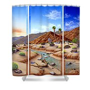 Desert Vista Shower Curtain