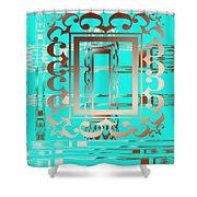 Design 4 Shower Curtain
