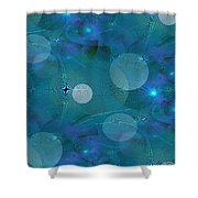 Design #9 Shower Curtain