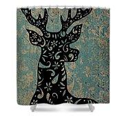 Design Buck Shower Curtain