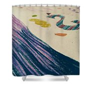 Design Shower Curtain
