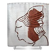 Desmond - Tile Shower Curtain