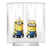 Despicable Me 2  Shower Curtain