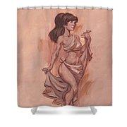 Despina Shower Curtain
