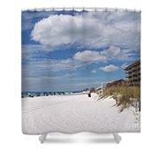 Destin Beach Shower Curtain