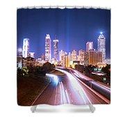 Destination Atlanta Shower Curtain