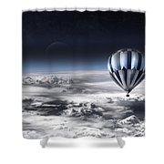 Destiny Shower Curtain