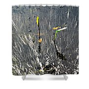 Detachment Shower Curtain
